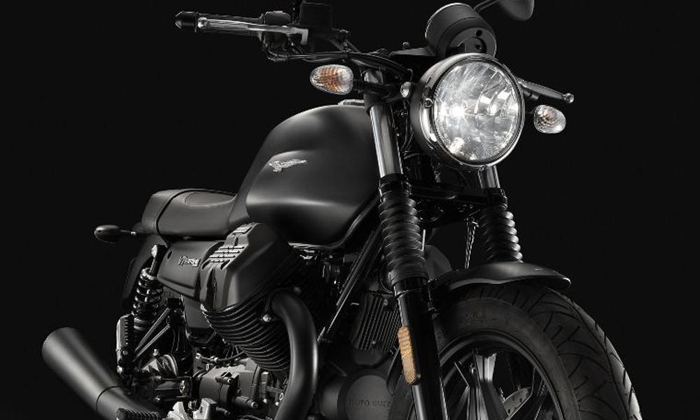 Nueva V7 para celebrar los 50 años de Moto Guzzi