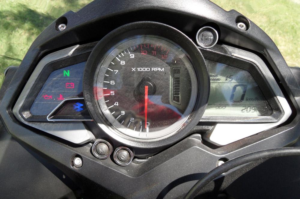 Claves para asentar correctamente tu moto