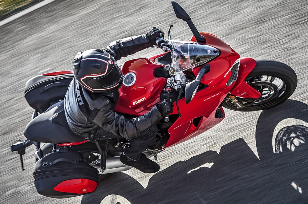 La bella y esperada Ducati Supersport
