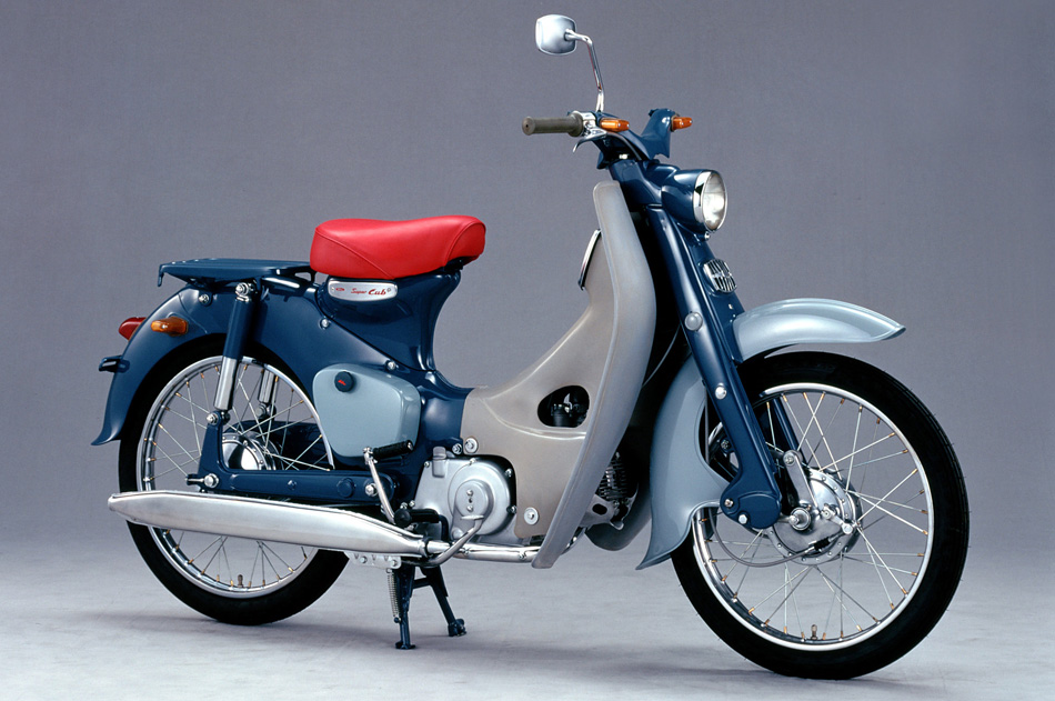Honda, el nacimiento del sueño