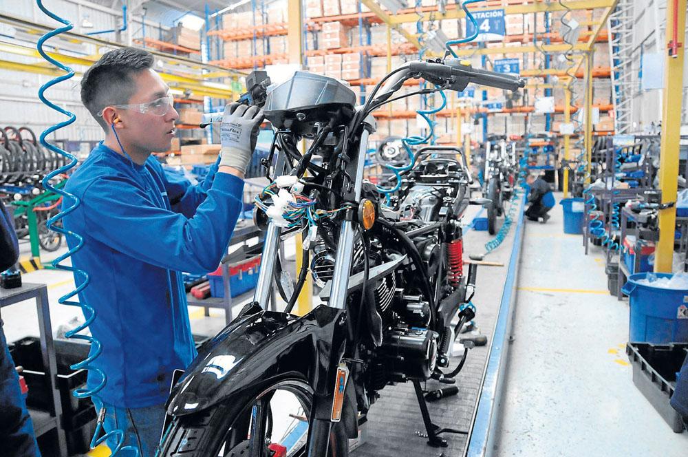 Bajan los precios de las motos ensambladas en Argentina