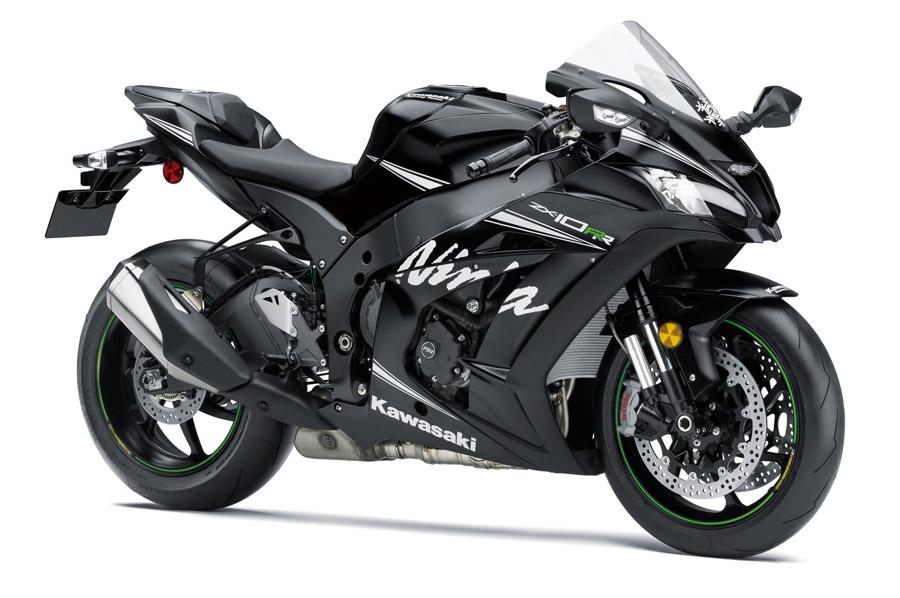 Kawasaki ZX-10RR 2018: solo cambios estéticos para la superbike