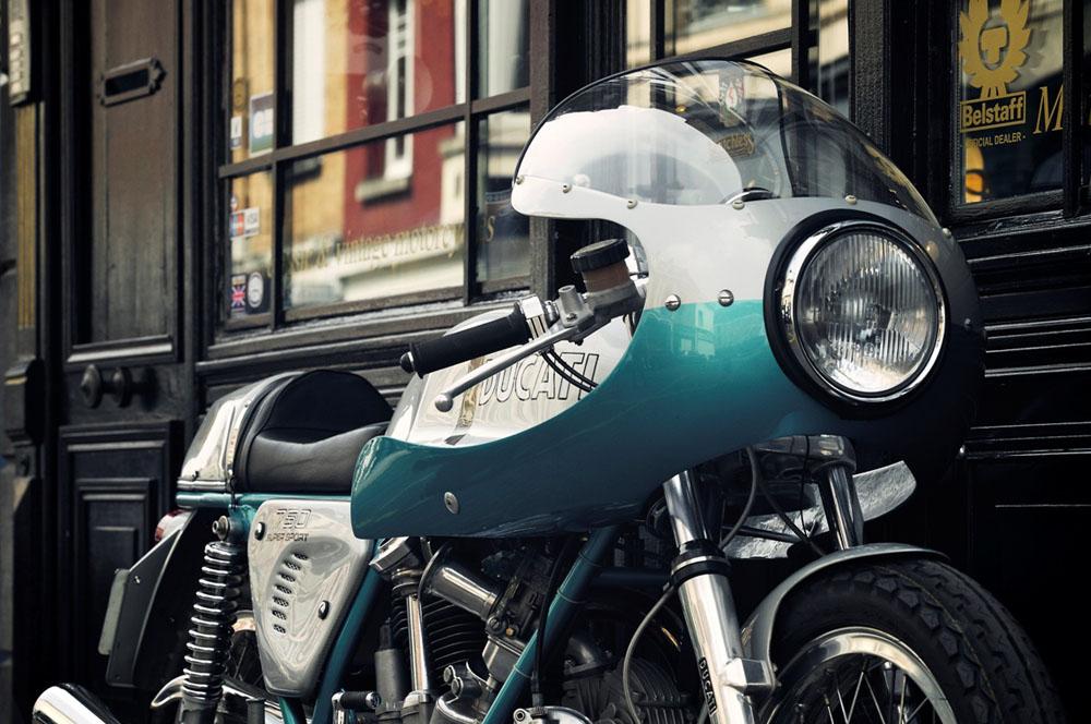 Ducati 750 SS: la reina de Imola