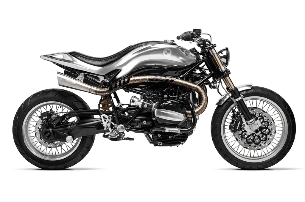 Hera Project, una BMW R nineT con brillo propio