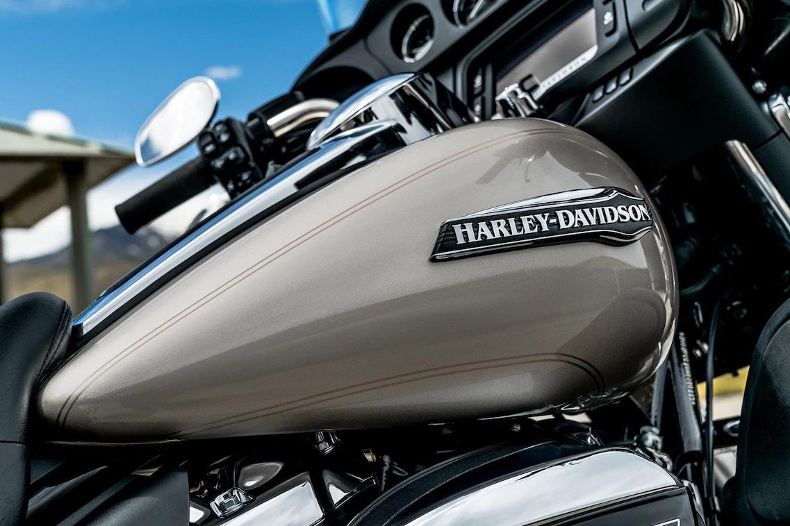 Las 10 mejores Harley Davidson