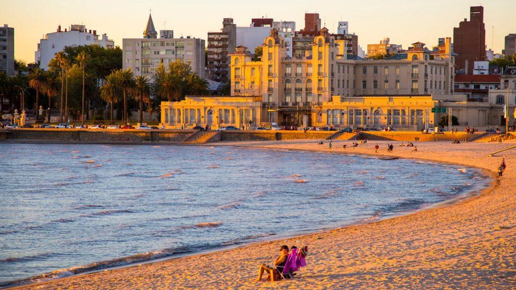 543 Uruguay en moto Montevideo
