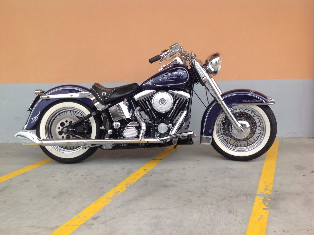 579 HD Softail 05