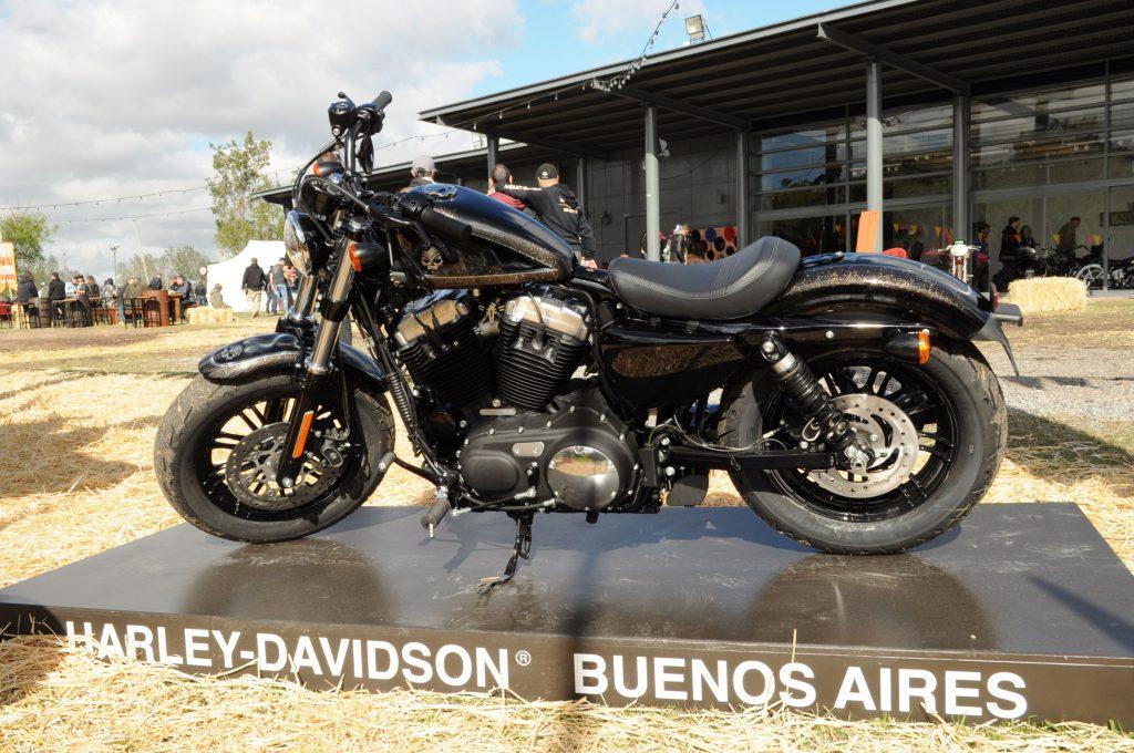 Harley-Davidson Buenos Aires en Expo AFF MOTOS 2018 -1
