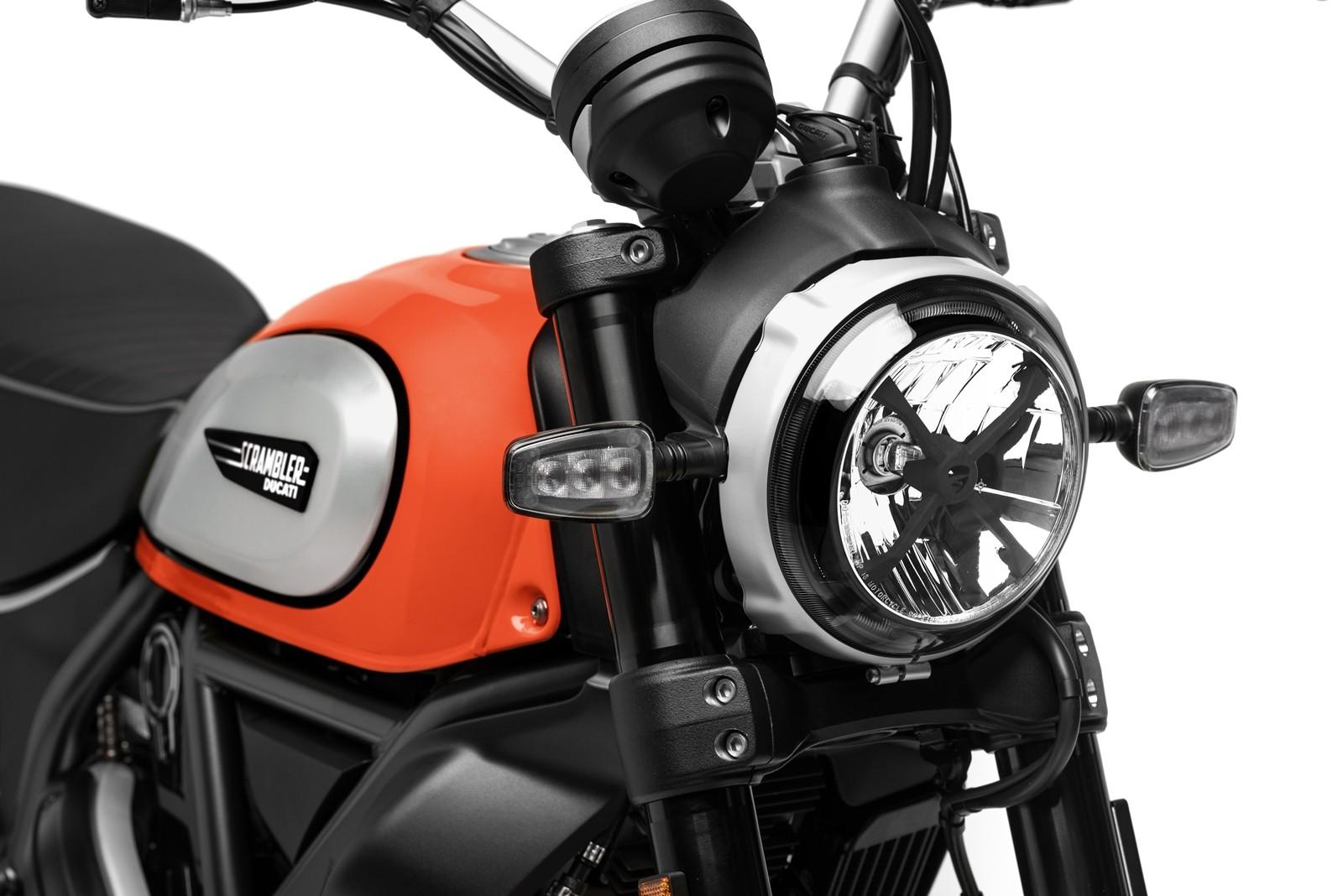 Ducati renueva la Scrambler Icon para 2019