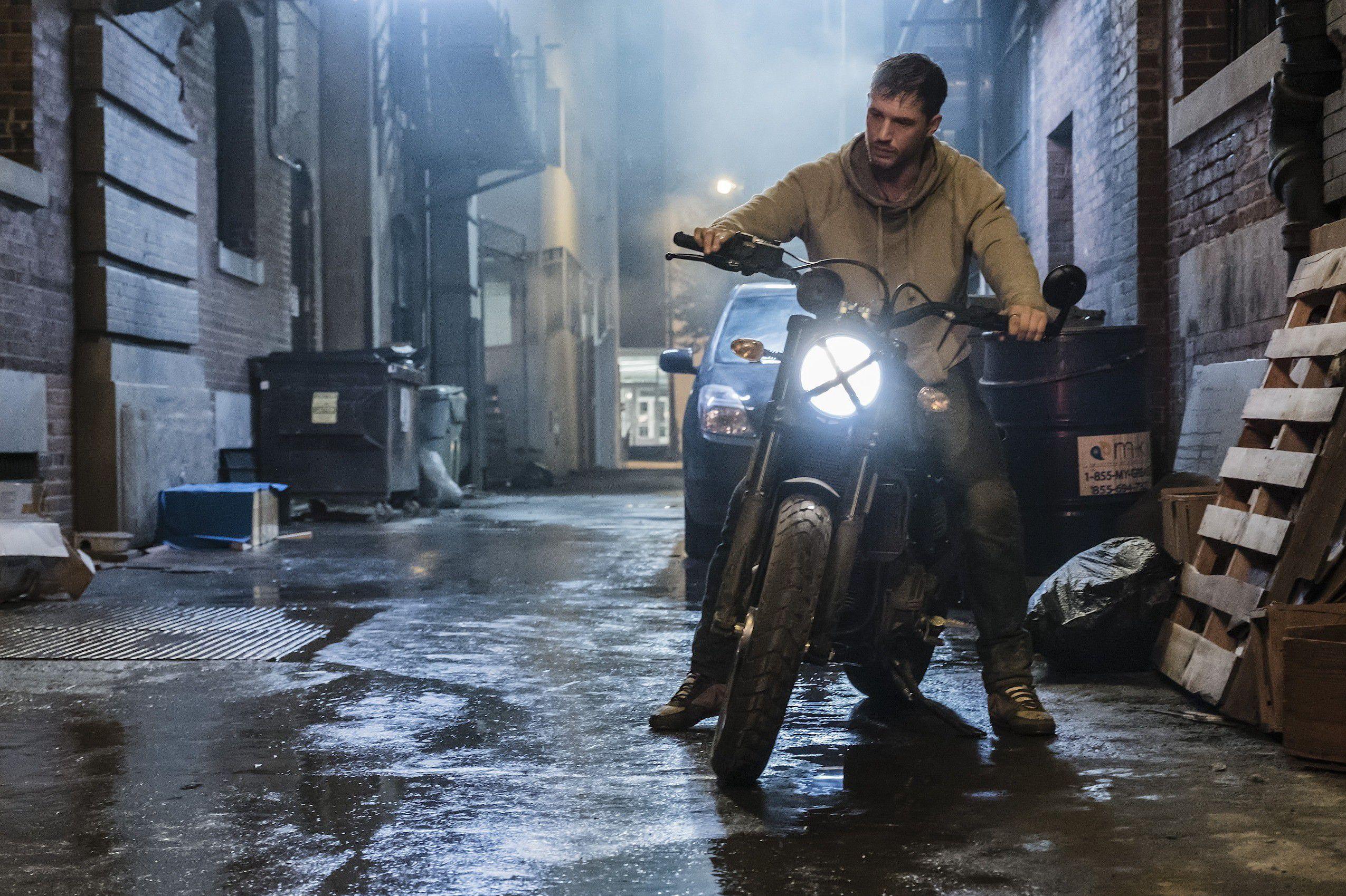 """Así es la Ducati de """"Venom"""", la nueva película de Marvel"""