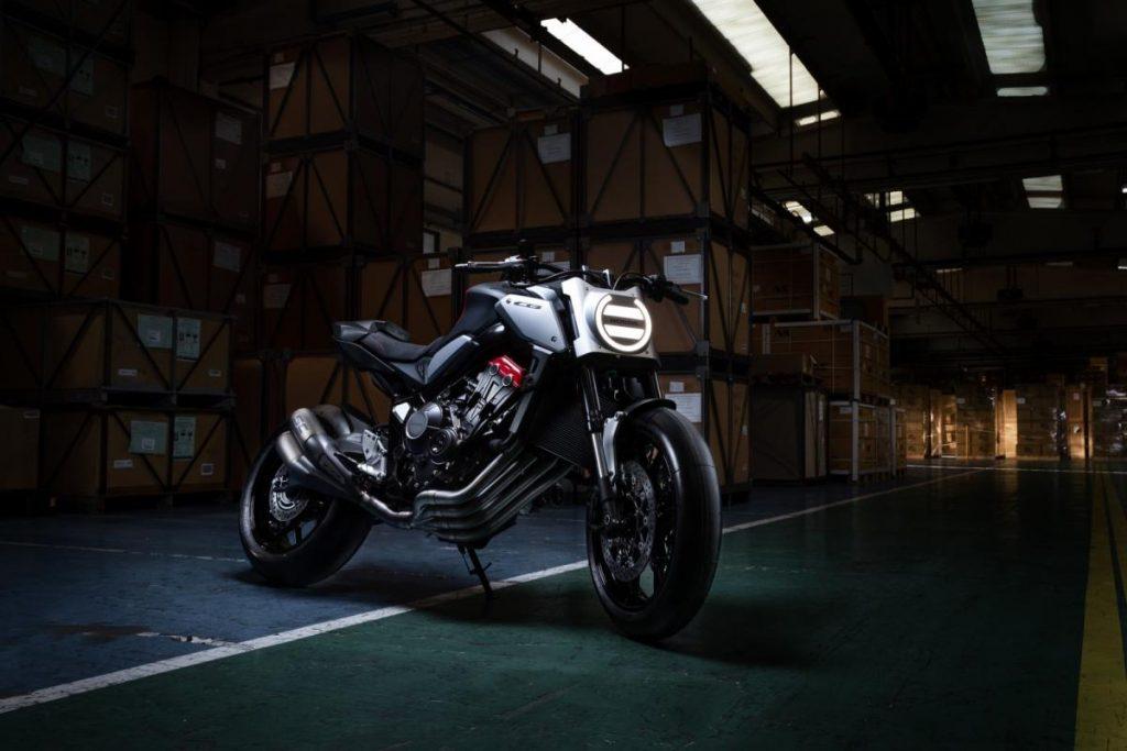 816 Diez prototipos Honda Neo Sports Cafe