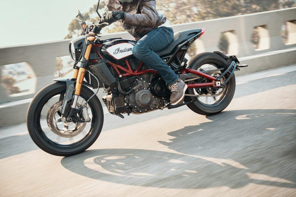 853 13 motos 2019 Indian FTR1200S