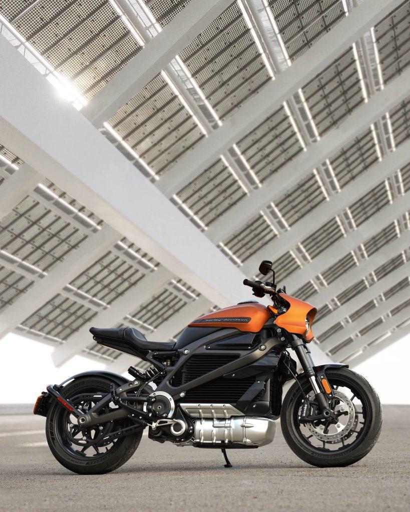 Harley-Davidson Livewire -3