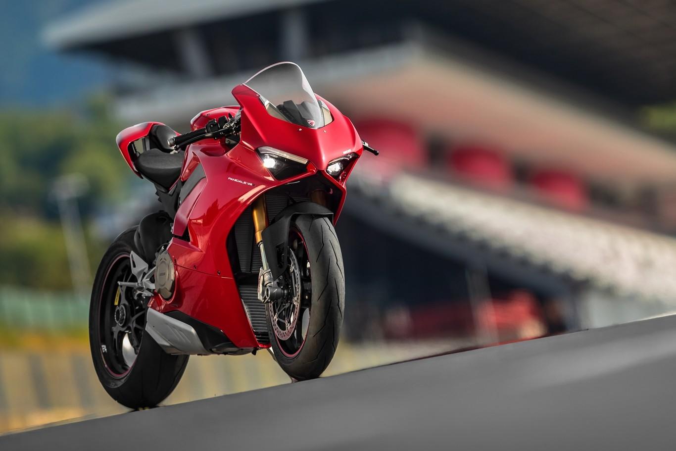 368 Mejores Motos 2018 Ducati V4