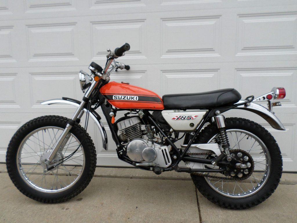 520 Suzuki 05 TS125