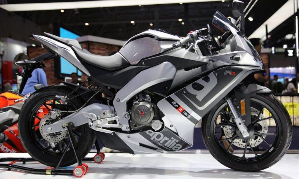 Aprilia creará la mejor competencia para la Yamaha Niken